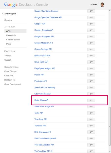 How do i get a google maps api key for use in prtg - Google map api key console ...