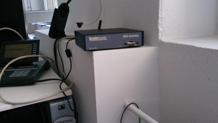 Braintower at Paessler Office